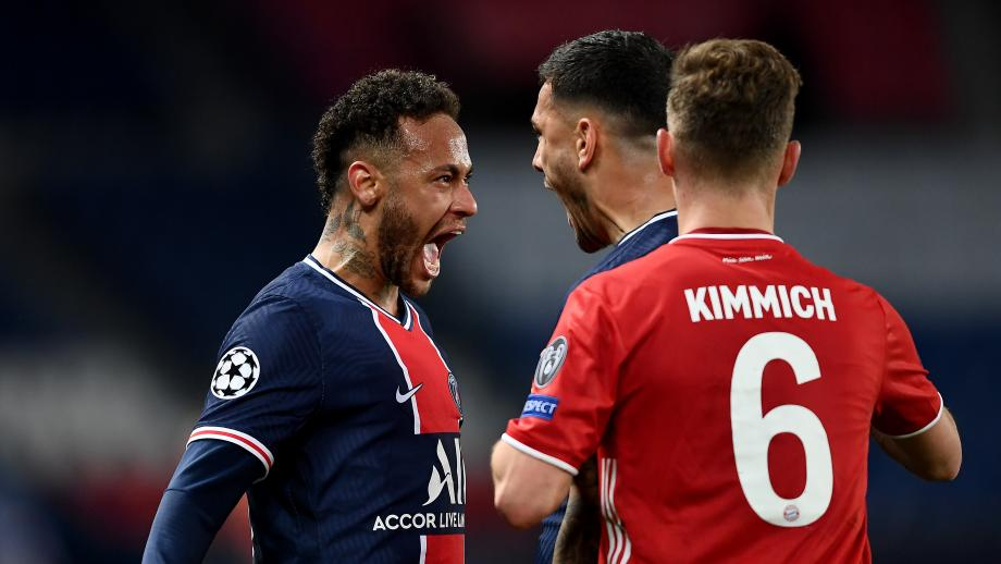 Paris Saint-Germain v FC Bayern Munich  - UEFA Champions League Quar