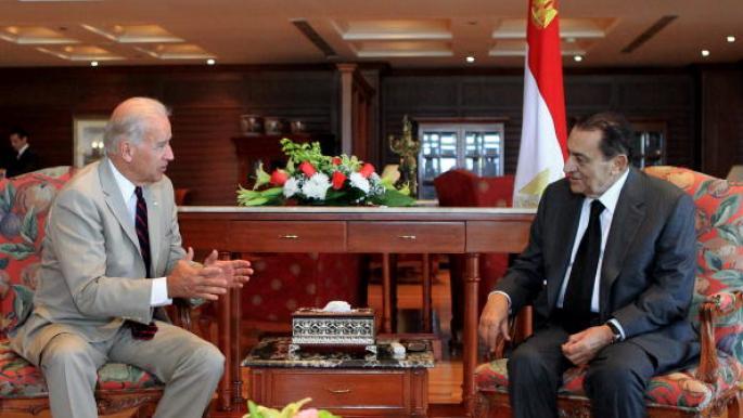 السياسة الأميركية تجاه مصر في ظل إدارة بايدن
