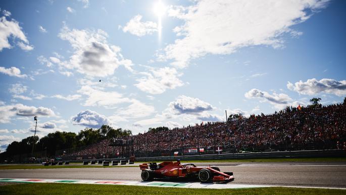 الجماهير تعود للمدرجات بجائزة إيطاليا الكبرى للفورمولا 1