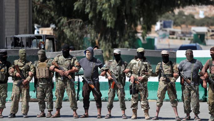 """""""تحرير الشام"""" تعتقل الرجل الثاني في تنظيم """"حراس الدين"""""""