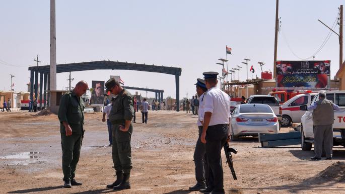 وفد من نظام الأسد زار بغداد سراً بعد الغارات الإسرائيلية