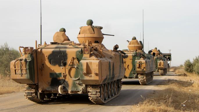 """سورية: الجيش التركي يخلي مورك و""""قسد"""" تهاجم """"الجيش الوطني"""""""