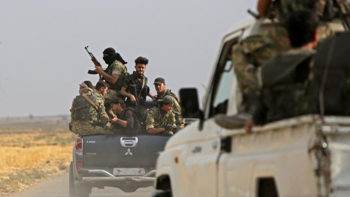 شبان درعا يسيطرون على حواجز للنظام غرب المحافظة بعد فشل المفاوضات