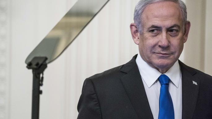 """نتنياهو يعد الإسرائيليين بثمار استثمارات الإمارات """"الهائلة"""""""