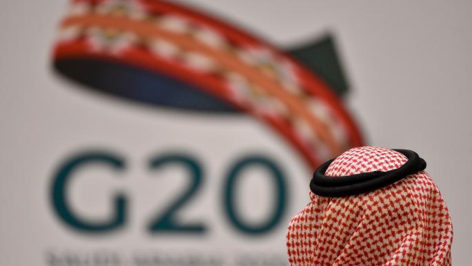 أعضاء بالكونغرس الأميركي يدعون ترامب لمقاطعة قمة العشرين في السعودية