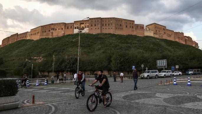 العراق: جامعة تشجع الطلاب على اعتماد الدراجات الهوائية في تنقلاتهم