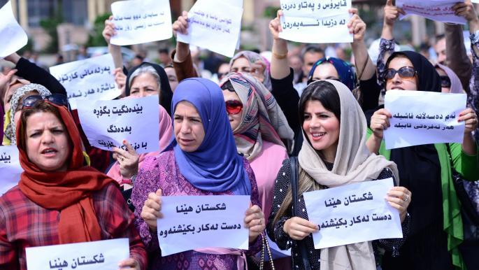 قضاء كردستان العراق يؤكد أحكاماً بالسجن بحق صحافيين وناشطَين