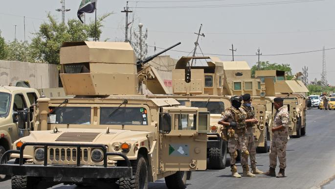 """عودة """"داعش"""" في العراق: معطيات عن تسلل خلايا من سورية"""