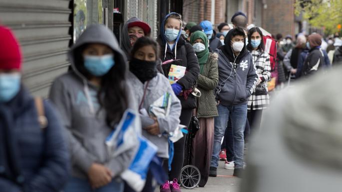 """""""أوكسفام"""": كورونا يحكم على مليارات البشر بالفقر لأكثر من عقد"""