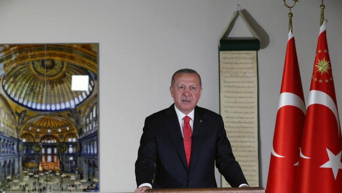أردوغان بعد عودته من أميركا: لم نصل إلى النتائج المأمولة مع بايدن