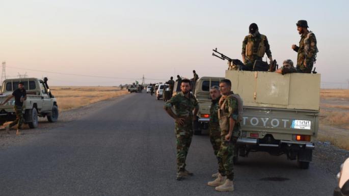 """العراق: قتلى وجرحى بينهم ضابط كبير بتفجير وهجوم ليلي لـ""""داعش"""""""