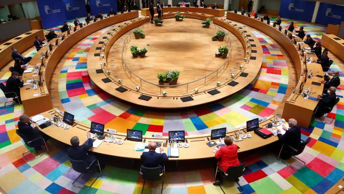 انتقادات ألمانية لغياب بروكسل عن حل القضية الفلسطينية