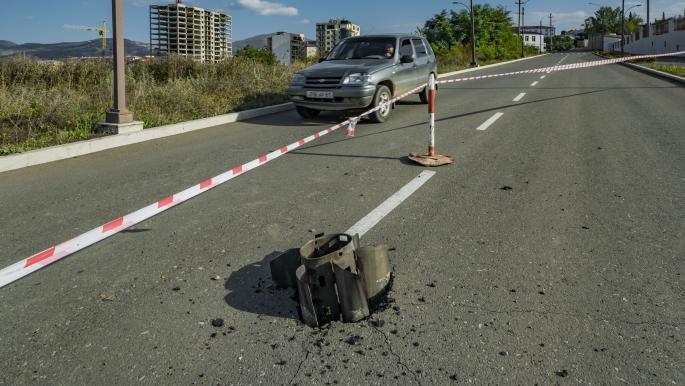 تواصل المعارك بين أذربيجان وأرمينيا وسط تضاؤل الحلول الدبلوماسية