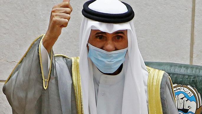 رسائل من أمير الكويت إلى العاهل السعودي وأمير قطر بشأن المصالحة