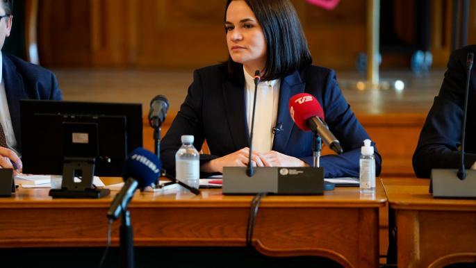 المرشحة الخاسرة في الرئاسيات البيلاروسية تدعو للإضراب العام