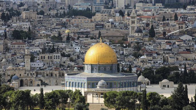 #بعدك_عن_الأقصى: حملة عربية تذكر بالقضية الفلسطينية وتندد بالتطبيع