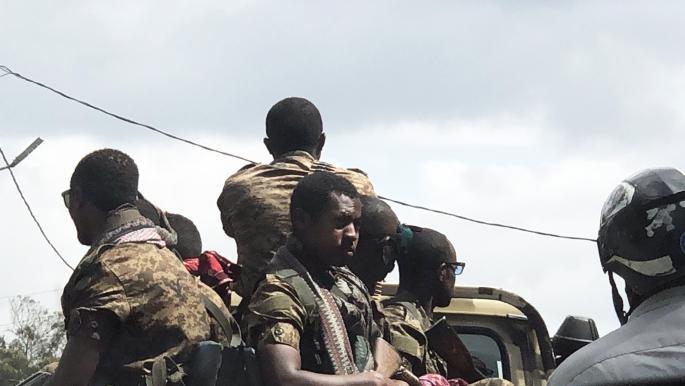 الجيش الإثيوبي يعلن السيطرة على عاصمة إقليم تيغراي