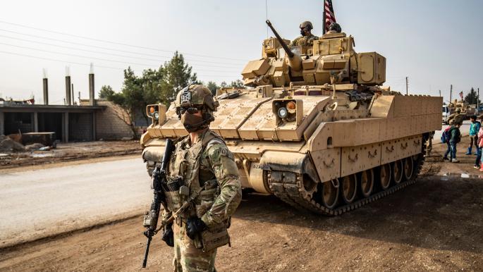تسيير دورية أميركية في دير الزور شرقيّ سورية... وتوتر في السويداء