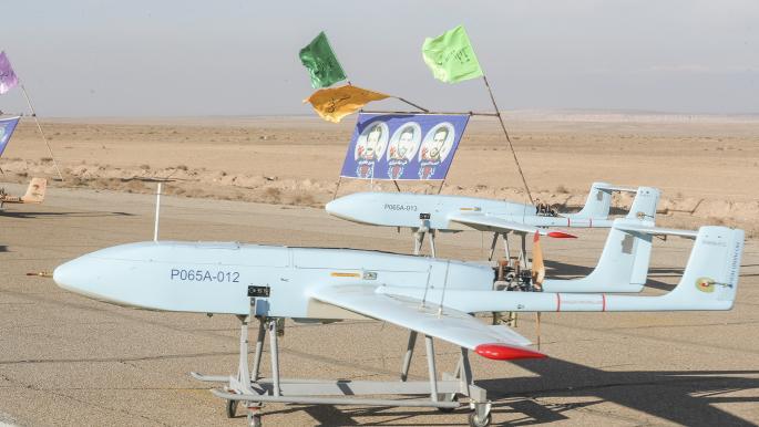 """واشنطن تعتزم فرض عقوبات تستهدف """"المسيّرات"""" الإيرانية"""