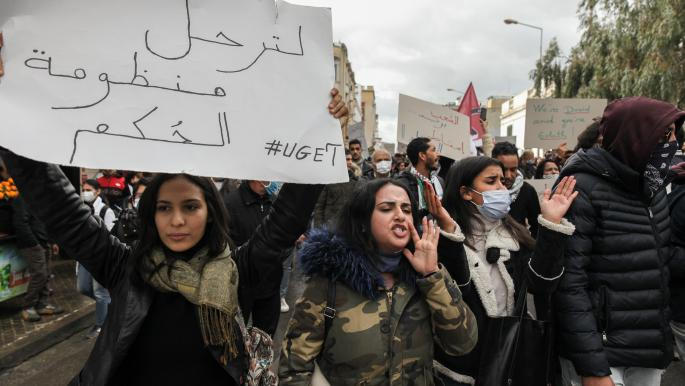 تونس: احتجاجات توقفت وستعود