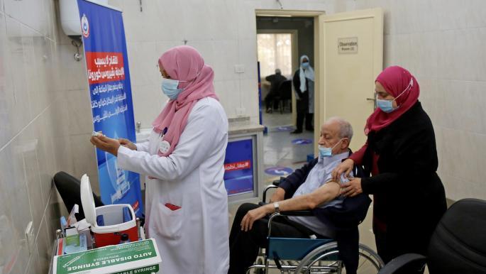 مصر: تطعيم جميع أعضاء البرلمان وأسرهم*ضد فيروس كورونا