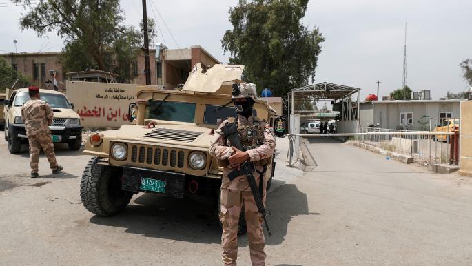 السلطات العراقية تعلن ضبط مواد متفجرة معدة لتنفيذ هجمات في بغداد