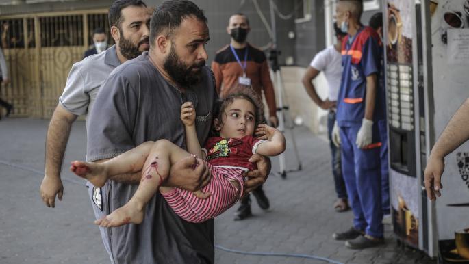 69 شهيداً بينهم 17 طفلاً في العدوان الإسرائيلي على غزة