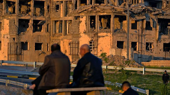 منطقة القليعات... نموذج صارخ لتأخر إعادة الإعمار في الموصل