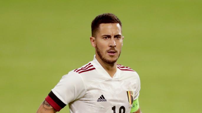 اللاعب أبقى الغموض قائماً... هل يبتعد هازارد عن منتخب بلجيكا؟
