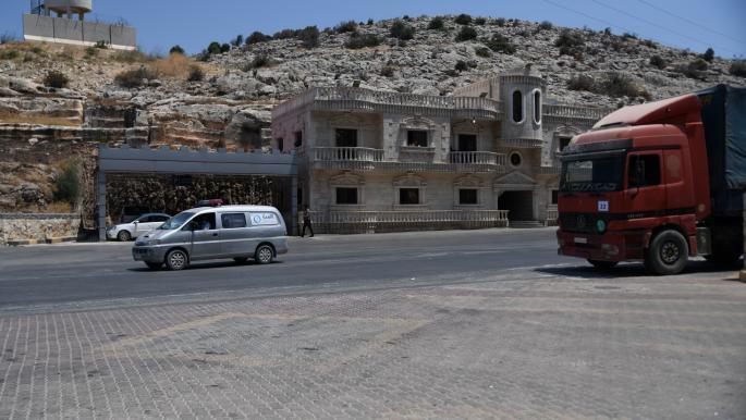 """سورية: تظاهرة ضد """"حكومة الإنقاذ"""" في إدلب بسبب رفع أسعار المحروقات"""