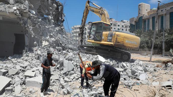 """اتفاق مصري – إسرائيلي على """"ضبط حدود"""" غزة… ورسائل تطمينية لـ""""حماس"""" تقارير عربية"""