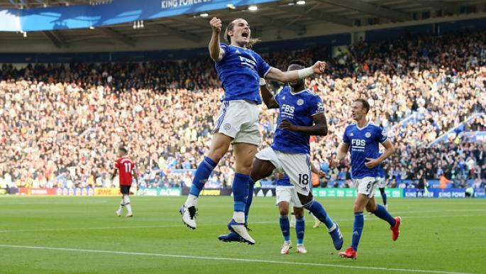 في قمة الأهداف الرائعة.. ليستر يقسو على مانشستر يونايتد