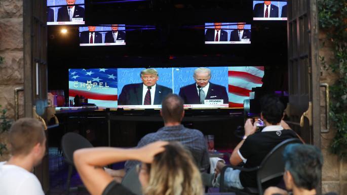شبح المفاجأة يمنع التنبؤ بنتائج انتخابات الرئاسة الأميركية