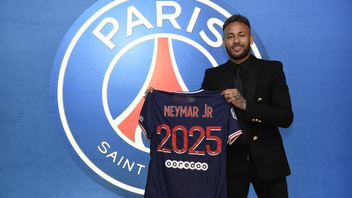 كم سيبلغ راتب نيمار في عقده الجديد مع باريس سان جيرمان؟