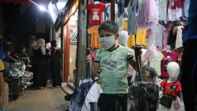 تسجيل 4 وفيات و357 إصابة بفيروس كورونا في سورية