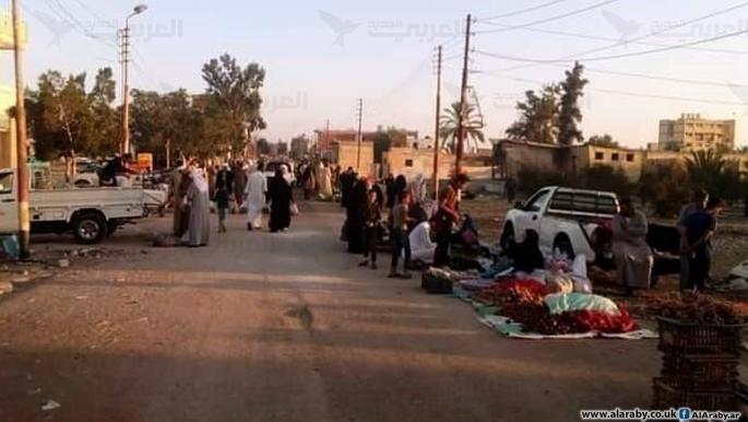 مقتل 5 سيدات مصريات بانفجار لغم أرضي غرب سيناء