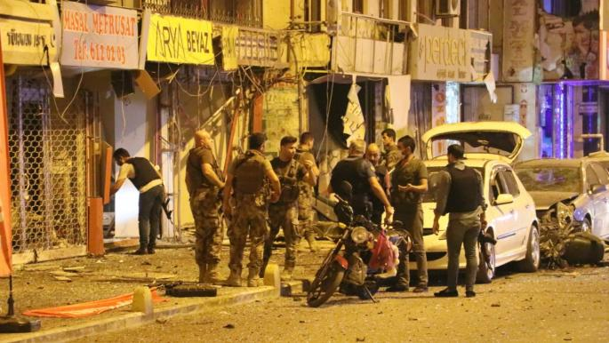 تركيا: تحييد إرهابيين اثنين على خلفية انفجار إسكندرون