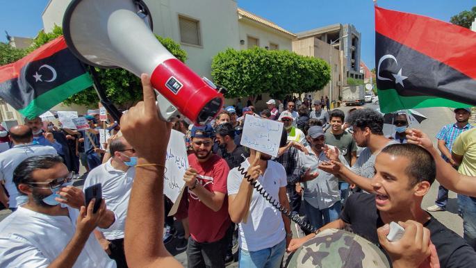 ليبيا: انقطاع متجدد للتيار الكهربائي مع حلول الشتاء
