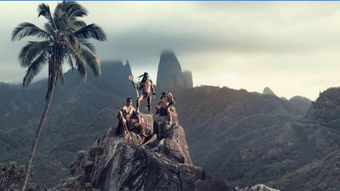 مصور يلتقط حياة قبائل معزولة في جزيرة نائية