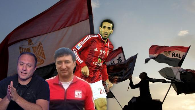 الرياضيون المصريون و25 يناير... تغييب مؤيدي الثورة وتكريم معارضيها