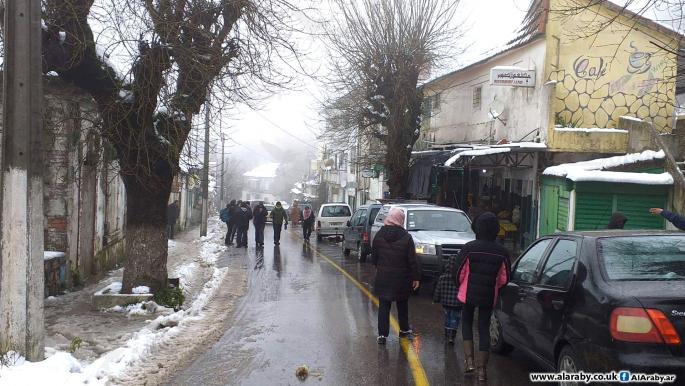 الشتاء القاسي يولّد قصصاً مؤلمة في أرياف تونس