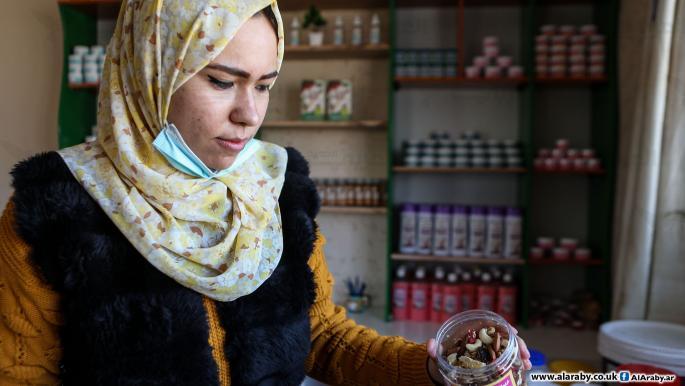 بسمة حققت حلم والدها في غزة