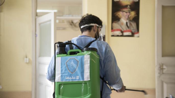 """سورية: """"السيادة"""" ذريعة النظام لعدم توفير اللقاح"""