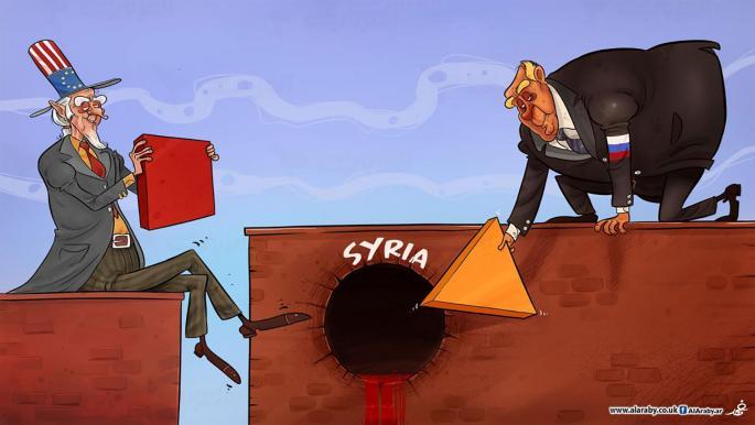 عروض بوتين لبايدن في سورية