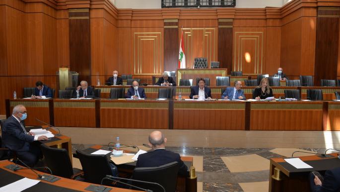 """لجنة المال والموازنة تستمع إلى """"مصرف لبنان"""" ووزارتي المالية والعدل"""