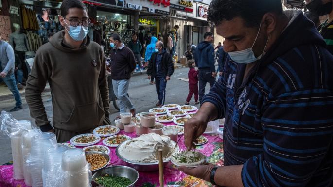 كورونا يصيب المهن الرمضانية في غزة
