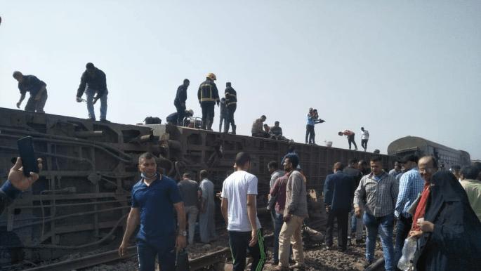 تشديدات على أطباء القليوبية بعدم كشف أعداد الوفيات في حادث القطار