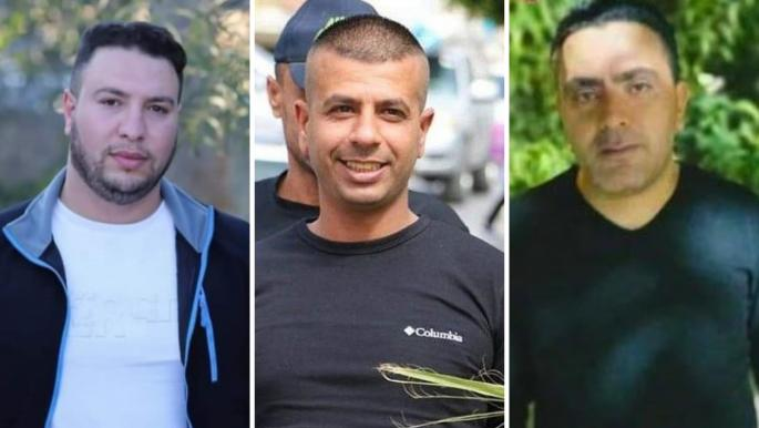 *ثلاثة أسرى فلسطينيين يواصلون الإضراب عن الطعام