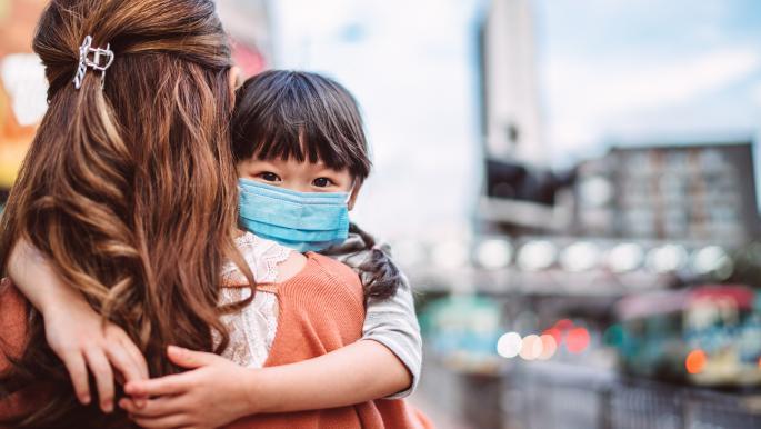تلوّث الهواء وارتفاع ضغط الدم لدى الأطفال