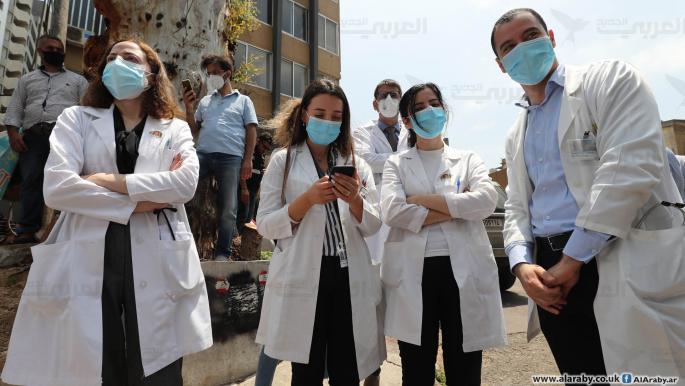 الإضراب يتواصل في مستشفيات لبنان رغم الغضب الشعبي